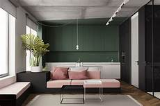 Studio Apartment Interiors 5 studio apartments with inspiring modern decor themes