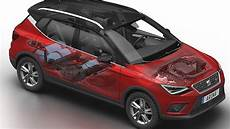 seat arona tgi fueled by compressed gas heading to
