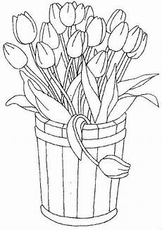 286 best images about flower coloring pages on