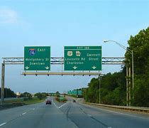 Image result for Interstate 75 Georgia Map