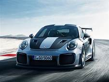 Porsches 700 Horsepower 2018 911 GT2 RS Is The Most