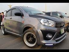 Suzuki Cultus New Model  Celerio Fully Modified