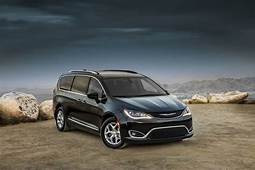 2017 Chrysler Pacifica Touring Plus Joins The Minivan Lineup
