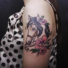 40 delightful horse tattoo ideas to make a style statement