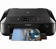 All In One Drucker - canon pixma mg5750 all in one wireless inkjet printer