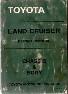 old car owners manuals 2003 toyota land cruiser head up display hj45 toyota land cruiser diesel work shop manual