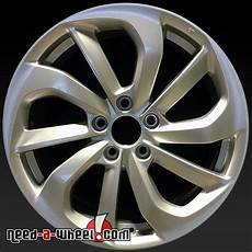 18 quot acura rdx wheels oem 2016 silver factory alloy stock