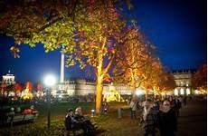 late night shopping stuttgart drau 223 en sitzen im november bei der 21 langen