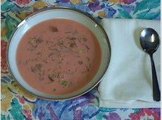 polish summer barshch  borscht_image