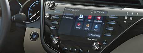 What's Included With Toyota Entune 30