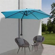 parasol mural casoria parasol d 233 port 233 pour le balcon 3m