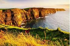beste reisezeit irland infos zu klima und wetter in irland