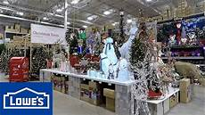Decorations At Lowes by 2018 At Lowe S Trees Ornaments