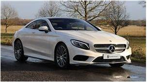 Used Mercedes Benz S Class Coupe Cars For Sale With