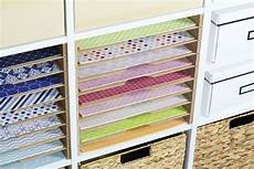 Postfach Scrapbooking Papier Fachteiler F Ikea Kallax