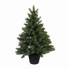 K 252 Nstlicher Tannenbaum Im Topf Weihnachtsbaum Kunsttanne