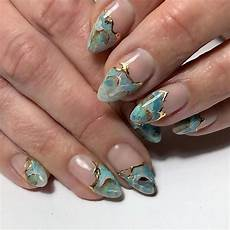 36 extraordinary marble nails designs you ll love 2020