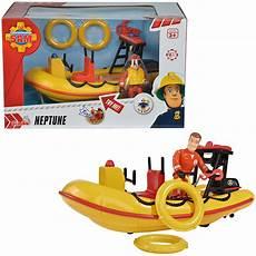 Malvorlage Feuerwehrmann Sam Boot Simba Feuerwehrmann Sam Neptune Boot Mit Figur Bei Nunon De