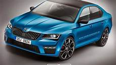 2015 Skoda Superb Rendered In Combi Scout And Rs Flavors