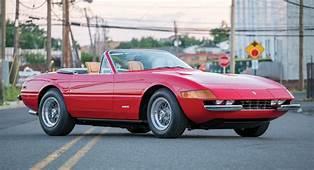 Play Miami Vice With This Original 1973 Ferrari Daytona