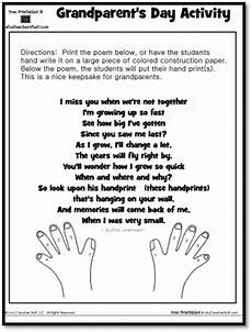 s day printable handprint poem 20557 keepsake handprint poem grandparents day activity printable grandparents day preschool
