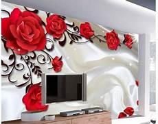 Rote Tapeten Wandgestaltung - 3d wallpaper tv background wallpaper the living room sofa