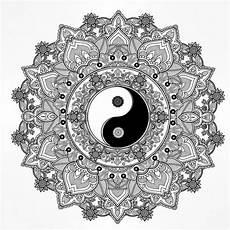Malvorlagen Yin Yang Romantis Yin Yang Mandala Zum Ausdrucken Mandala Malvorlagen