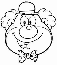 Malvorlagen Clown 8 Besten Ausmalbilder Clown Zum Ausdrucken Ausmalbilder