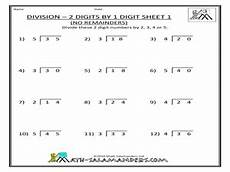 easy division worksheets no remainders 6291 division 2 digits by 1 digit no remainders sheet 1 3rd 4th grade worksheet lesson planet