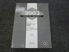 free service manuals online 2003 chevrolet avalanche 2500 instrument cluster 2003 chevy silverado gmc sierra 1500 2500 3500 engine service repair manual ebay