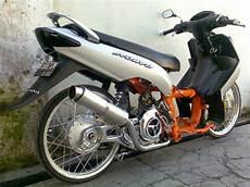 Nouvo Modif by Modifikasi Motor Yamaha Mio Nouvo Drag Race Modifikasi