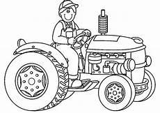 ausmalbilder traktor 12 ausmalbilder kinder