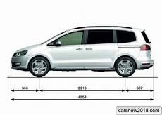 Vw Touran Länge - 2018 2019 volkswagen sharan comfort and practicality