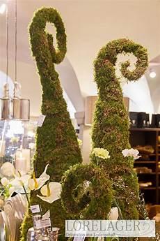 Dekoskulpturen Aus Echtem Moos Gefertigt In Unserer