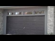Porte De Garage Avec Imposte Fenestr 233 Install 233 Portes