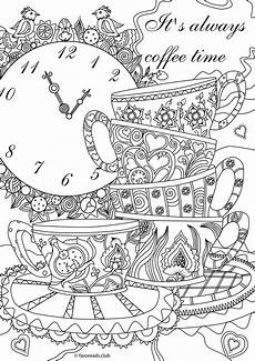 oktonauten malvorlagen cafe amorphi