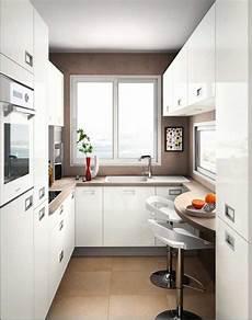 ideen für kleine küchen kleine k 252 che u form in wei 223 hochglanz lackiert vpbridal