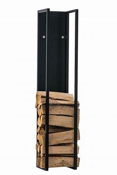 porte b 251 che rangement bois chauffage spark m 233 tal salon