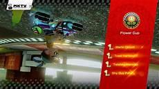 Mario Kart 8 Deluxe Grand Prix 150cc Flower Cup