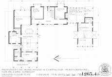oak framed house plans meadowmead border oak oak frame house ground floor plan