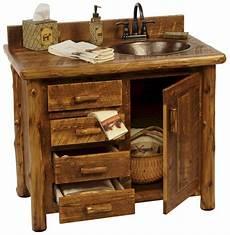 waschtisch holz landhausstil custom rustic sawmill c wood log cabin lodge pine