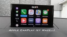 Apple Carplay Avec Waze