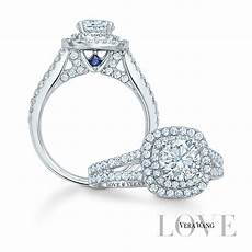 the vera wang love collection exclusively at zales each timeless design features blue