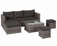 Garten Lounge Angebot - garten lounge set 187 171 graumix d 228 nisches