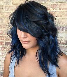 dark midnight blue hair blue black hair how to get it right