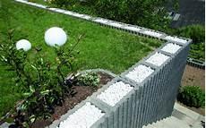 Beton Pflanzkübel Als Mauer - rasterflor pflanzsteine produkte ehl ag