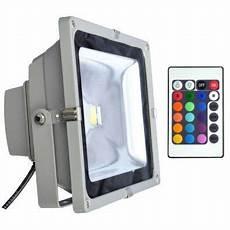 projecteur led exterieur encastrable projecteur ext 233 rieur led 50w rgb