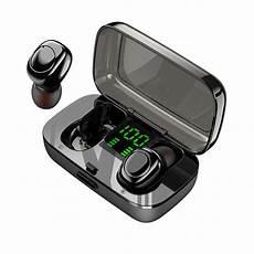 Bakeey Bluetooth Power Display Earphone Noise by Bakeey Xg23 Tws True Wireless Bluetooth 5 0 Earphone Smart