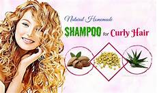 10 best ways to make a natural shoo for curly hair at home