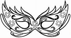 Malvorlagen Faschingsmasken Masque Carnaval Coloriage Images Dessin Carnaval